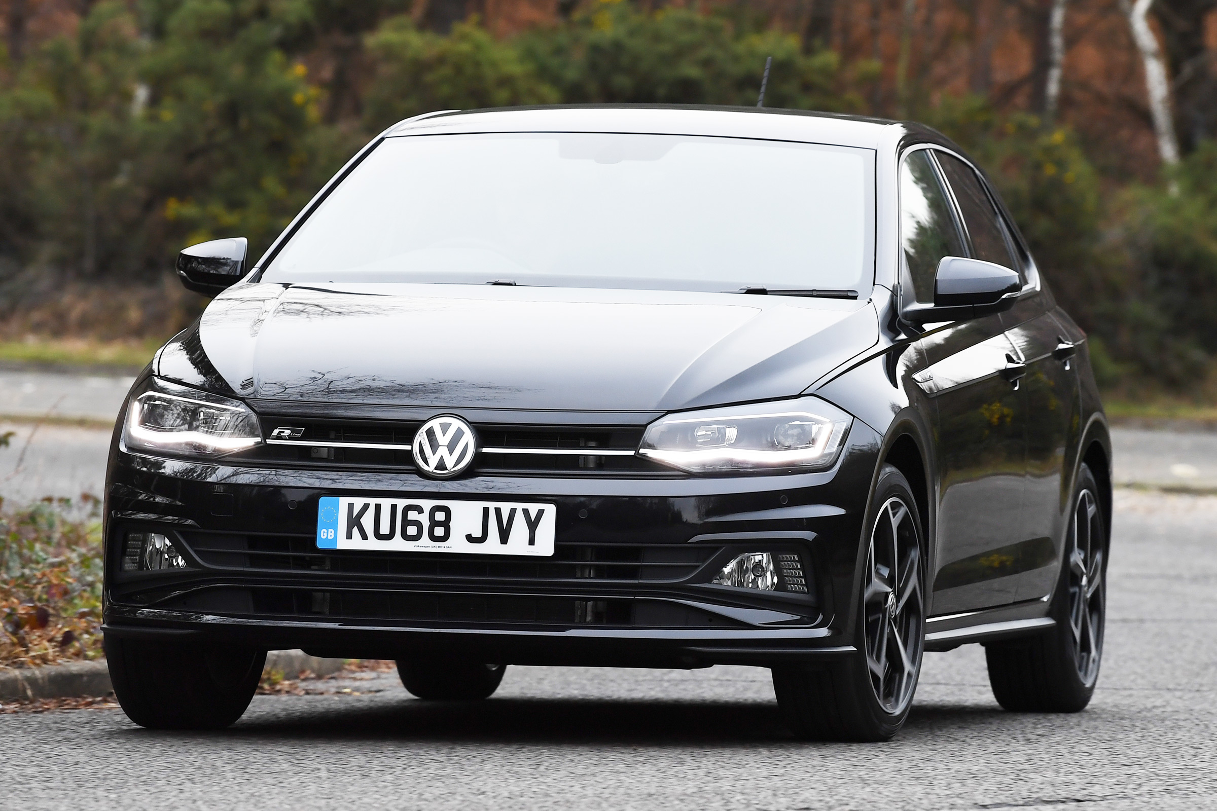 Volkswagen Polo R Line Review Auto Express