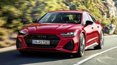 Audi RS 7 Sportback - front