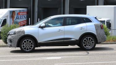 Renault Kadjar - spyshot 7