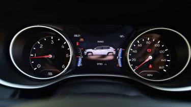 Jeep Compass - speedo