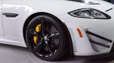 Jaguar XKR-S GT wheel
