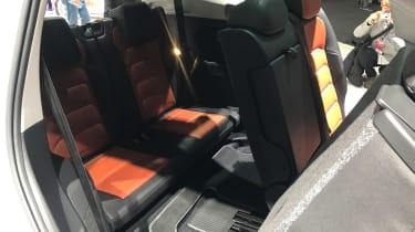 Volkswagen Tiguan Allspace - show rear seats