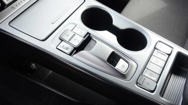 Hyundai Kona Electric - centre console