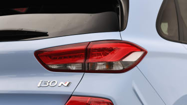 Hyundai i30 N - brake light