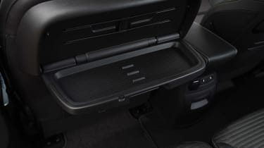 Renault Scenic - tray table