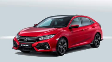 Honda Civic: The Smarter Choice (sponsored) - front