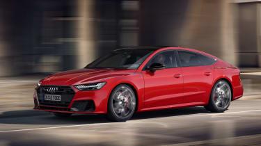 Audi A7 Sportback Hybrid - front