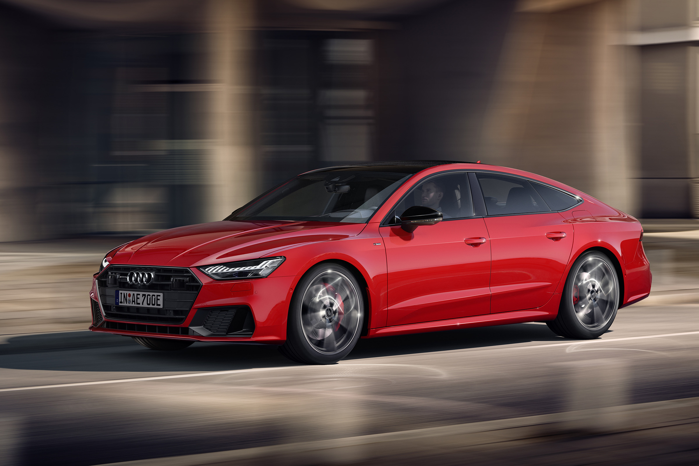 Audi A7 Sportback 55 Tfsi E Quattro Plug In Hybrid Launched Auto Express
