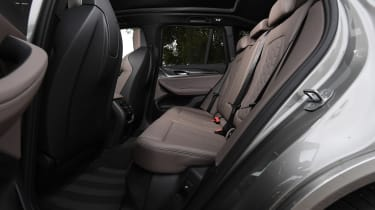 bmw x3 m rear seats