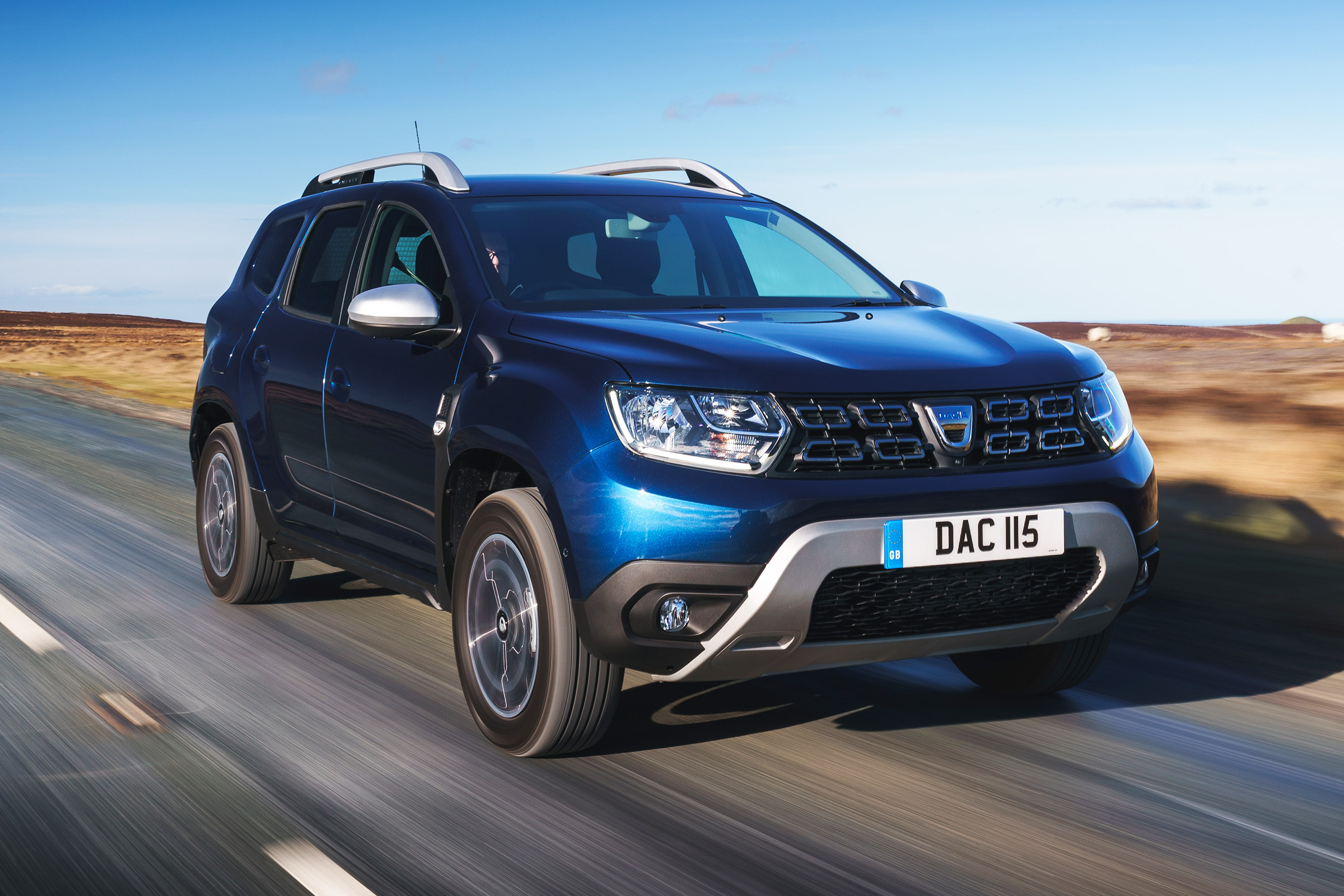 New Dacia Duster 4x4 2019 Review Auto Express