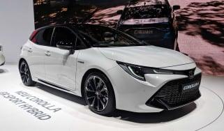 Toyota Corolla GR Sport - Geneva front