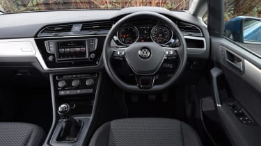 Used Volkswagen Touran - dash