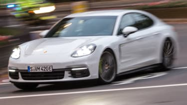 A to Z guide to electric cars - Porsche Panamera hybrid