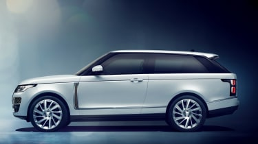 Range Rover SV Coupe - side