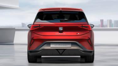 SEAT el-Born concept - full rear