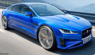 2020 Jaguar XJ exclusive image