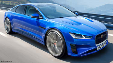 2020 Jaguar XJ exclusive image