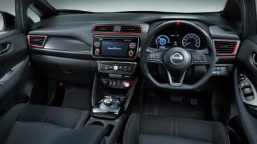 Nissan Leaf Nismo - interior