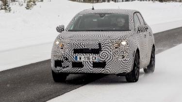 Peugeot 3008 Advanced Grip Control test car