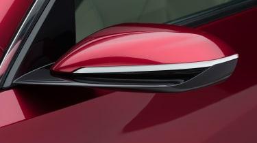 Acura RDX Prototype - mirror