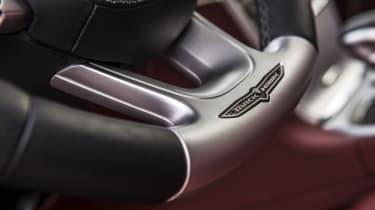 1012bhp Hennessey Jeep Trackhawk steering wheel base