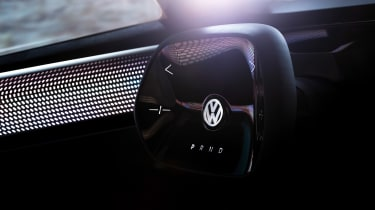 Volkswagen ID. Roomzz - steering wheel