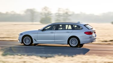 BMW 5 Series Touring - side