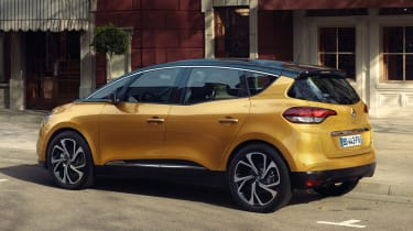 Renault Scenic - rear