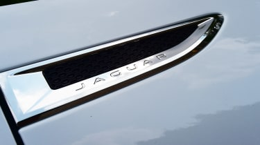 Jaguar E-Pace - Jaguar side