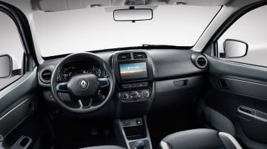 Renault City K-ZE - cabin