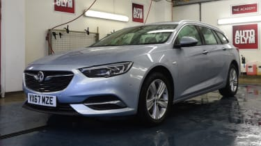 Clean Vauxhall Insignia