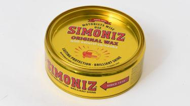 Simoniz Original Wax pack shot