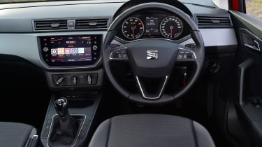 Long-term test review: SEAT Ibiza - first report dash