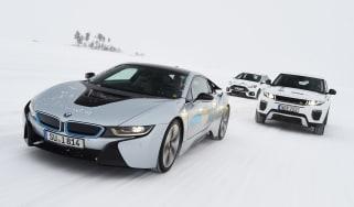 Winter testing in Arjeplog - header