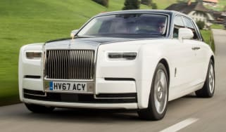 Best luxury cars - Rolls-Royce Phantom