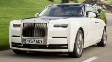Best luxury cars - Rolls-Royce Phantom