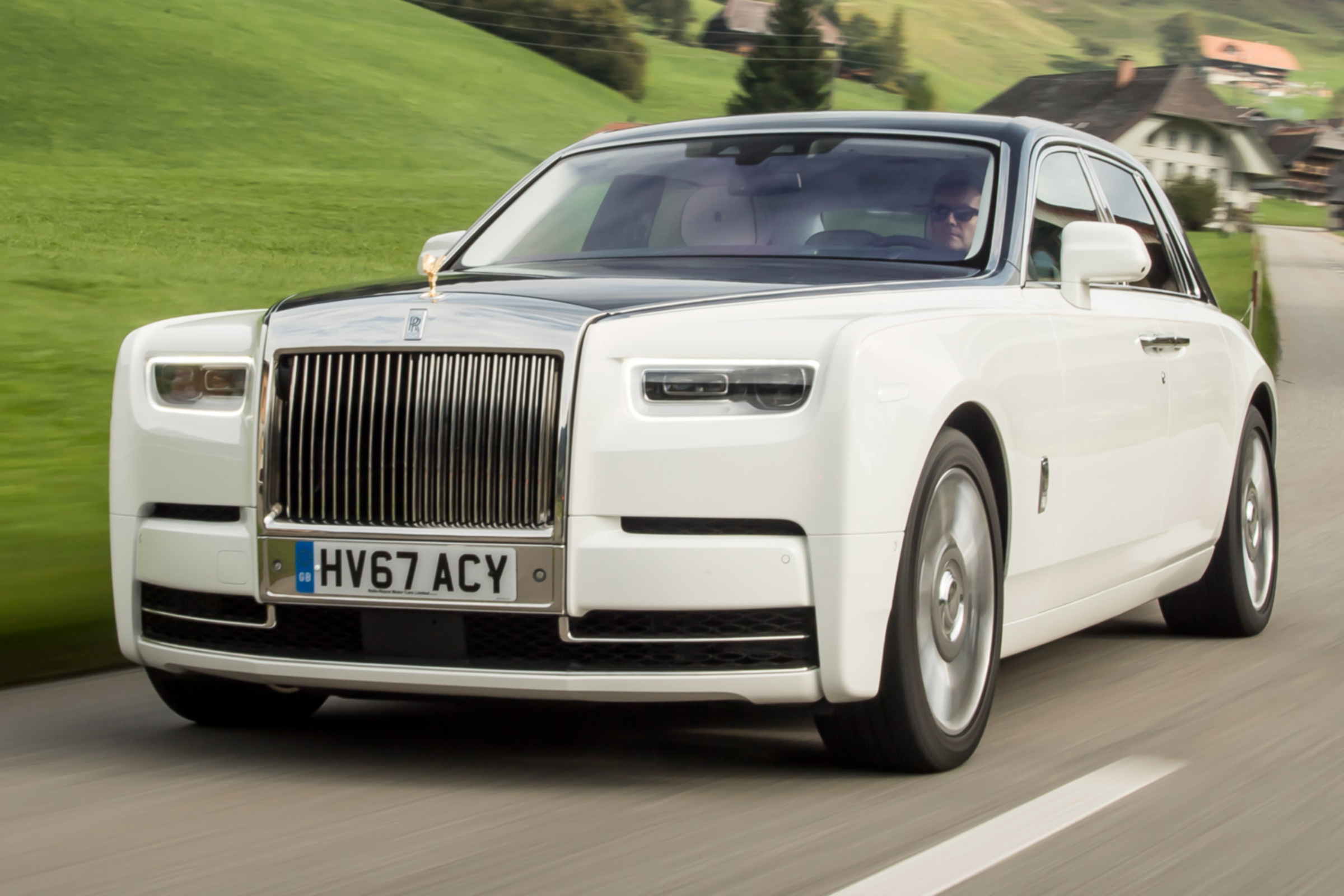 Rolls Royce Phantom Most Comfortable Cars Auto Express