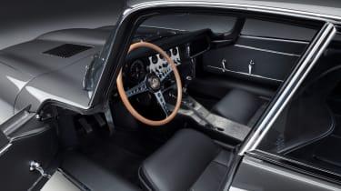 Jaguar E-Type 60 Collection - coupe dash