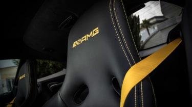 Mercedes-AMG GT R - seat