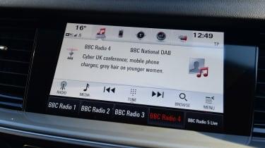 Vauxhall Insignia Grand Sport 2017 1.5 Turbo radio