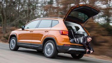 SEAT Ateca long term - second report header
