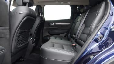 Renault Koleos - back seats