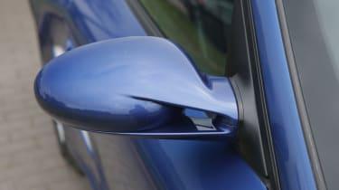 Used Porsche Boxster - wing mirror