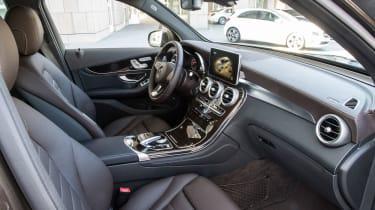 Mercedes GLC - interior