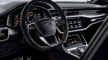 Audi RS 7 Sportback - interior