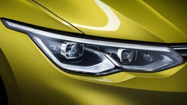 Volkswagen Golf - headlight
