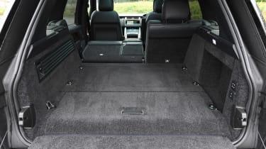 Range Rover - boot