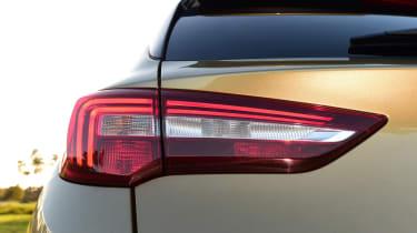 Vauxhall Grandland X - rear light