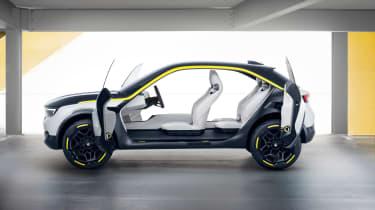 Vauxhall GT X Experimental - doors open