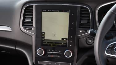 Renault Megane Sport Tourer - infotainment